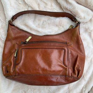 Cole Haan handbag. Tan color.